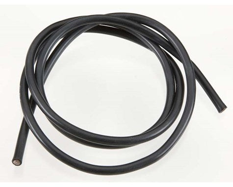 TQ Wire 10 Gauge Wire (Black) (3'