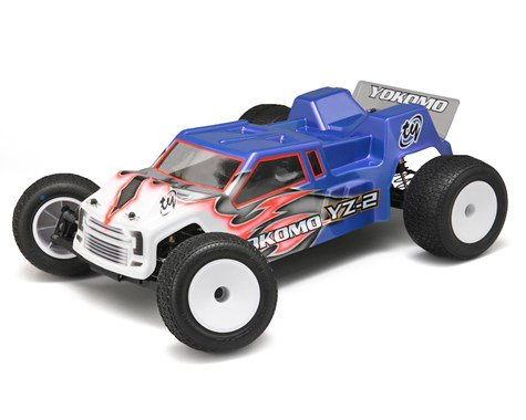 Yokomo YZ-2T 1/10 2WD Electric Stadium Truck Kit