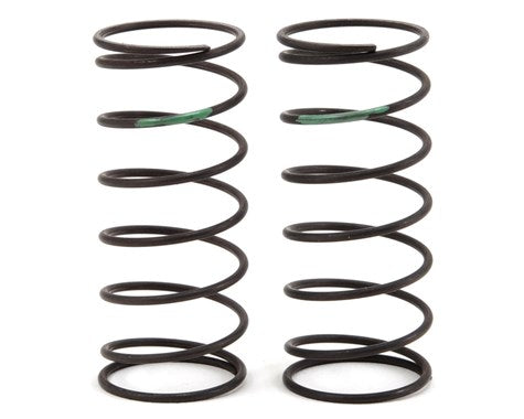 Yokomo Big Bore Front Shock Spring Set (Green)