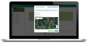 iMETOS VWS - Virtual Weather Station (+Forecast and 1 Disease Model)