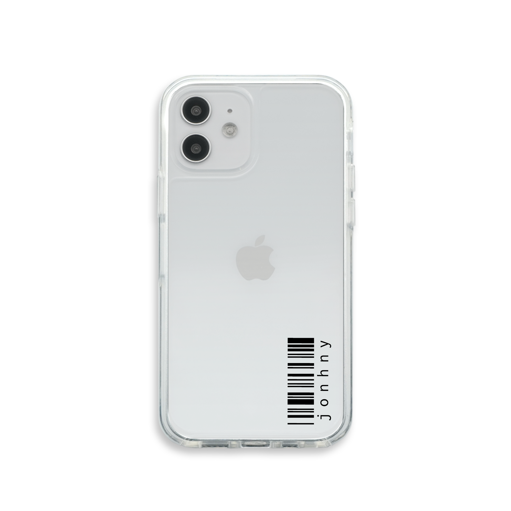 iPhone : Anti Yellowing Clear Case