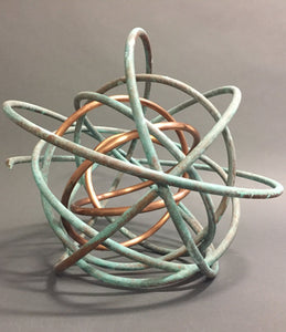 Copper in Verdigris 178