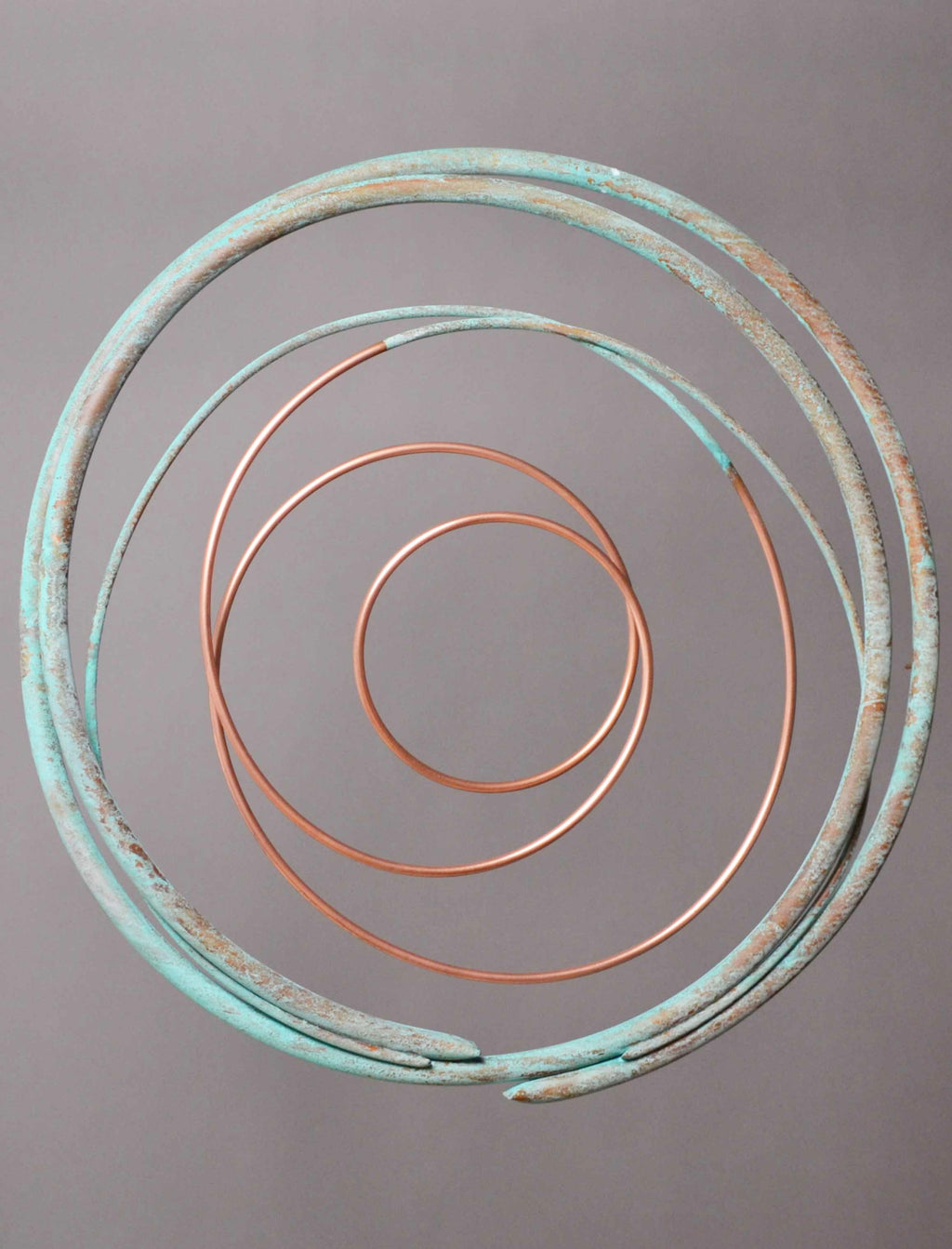 Copper in Verdigris IV