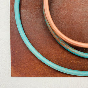 Copper in Verdigris II