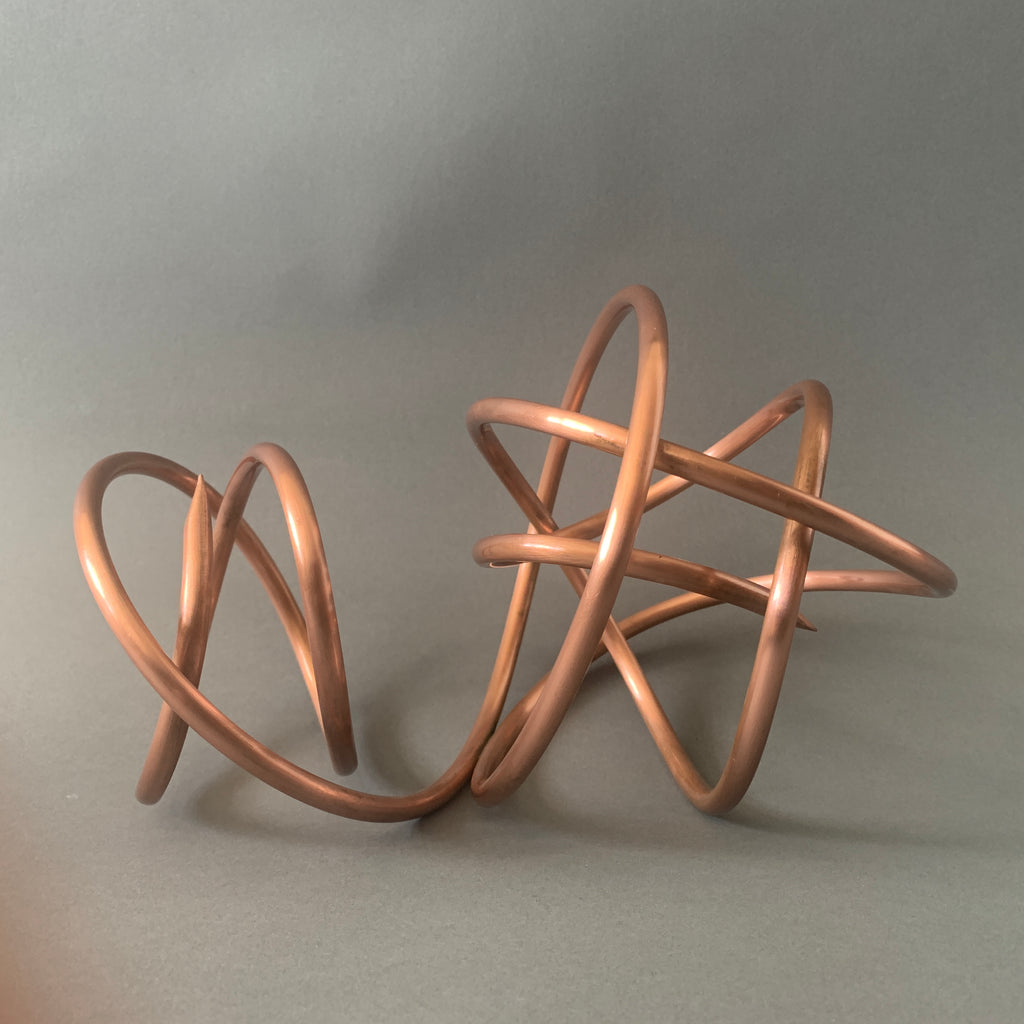 Copper Spiral II