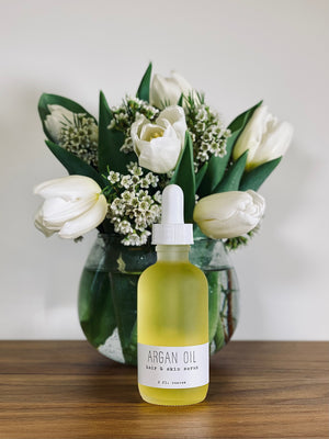 Argan Oil - Hair & Skin Serum