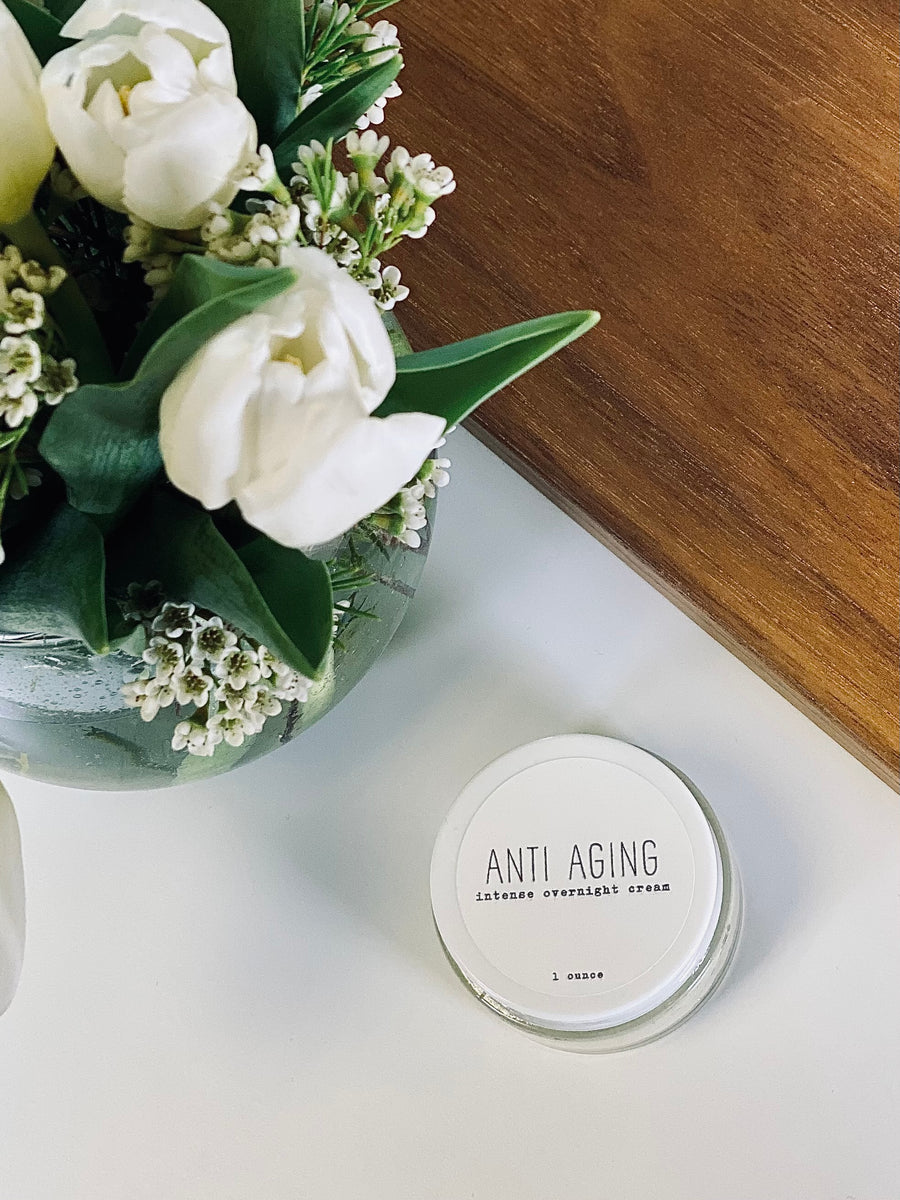 Anti Aging - Intensive Night Cream