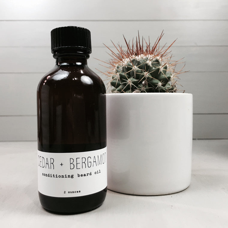 Beard Conditioning Oil