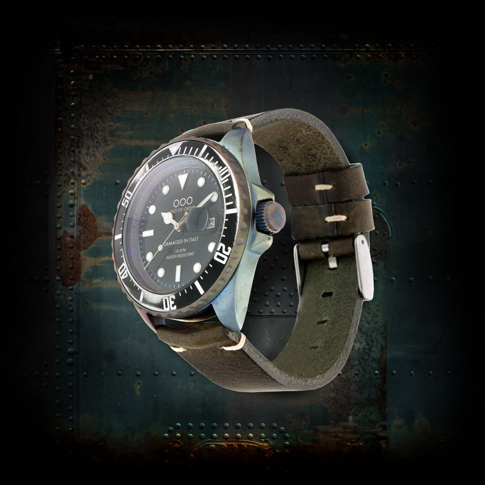 Dark Green ø44 mm