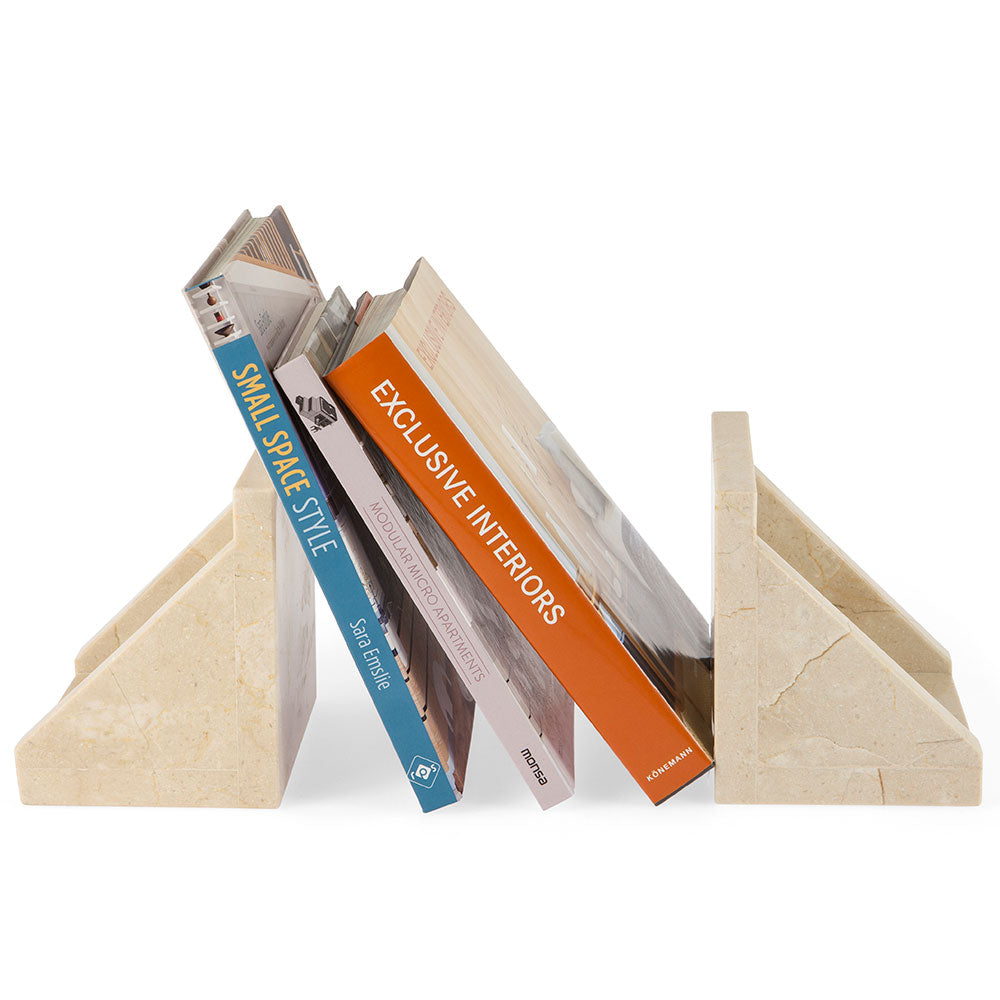 Marble Bookends (set of 2)