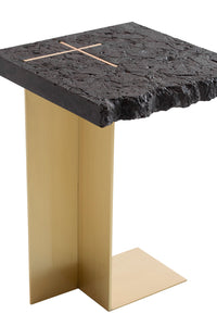 Erode Side Table