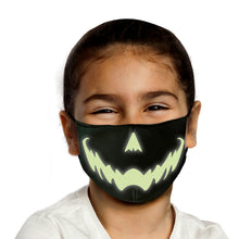 Load image into Gallery viewer, Kids Halloween Masks - Glow In The Dark Limited Edition
