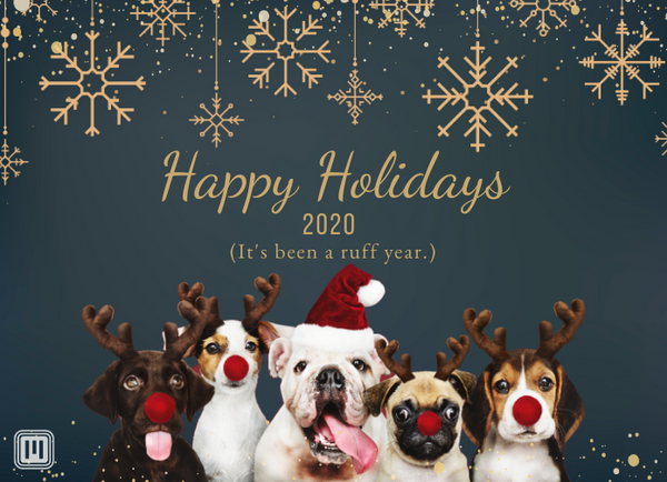 Smart Postcard  - 2020 Holiday #3