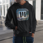 "Load image into Gallery viewer, ""Momento Wave"" Smart Hoodie"