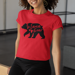 "Load image into Gallery viewer, ""Mama Bear"" Smart Shirt"