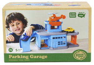 Parking Garage Playset