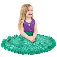 Little Mermaid Twirl Dress Size 6