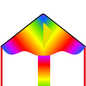 Ecoline Radiant Rainbow Kite 17""