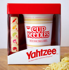 Cup of Noodles Yahtzee