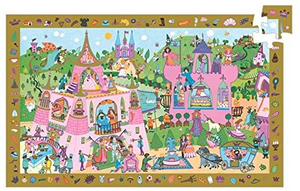 Princess Observation 54 piece Puzzle