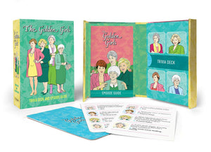 The Golden Girls: Trivia Deck and Episode