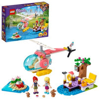 LEGO Friends - Vet Clinic Rescue Helicopter