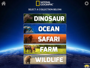 Nat Geo Wildlife Wow!-FARM Collection- 7 animals to choose from!