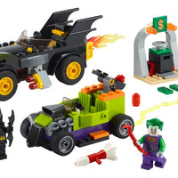 LEGO Batman vs. The Joker Batmobile Chase