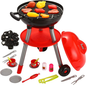 BBQ Grill Playset
