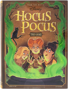 Hocus Pocus Strategy Game