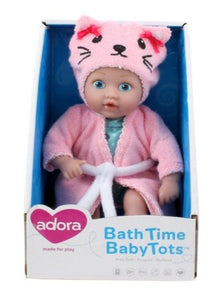 Bathtime Baby Tots Kitty