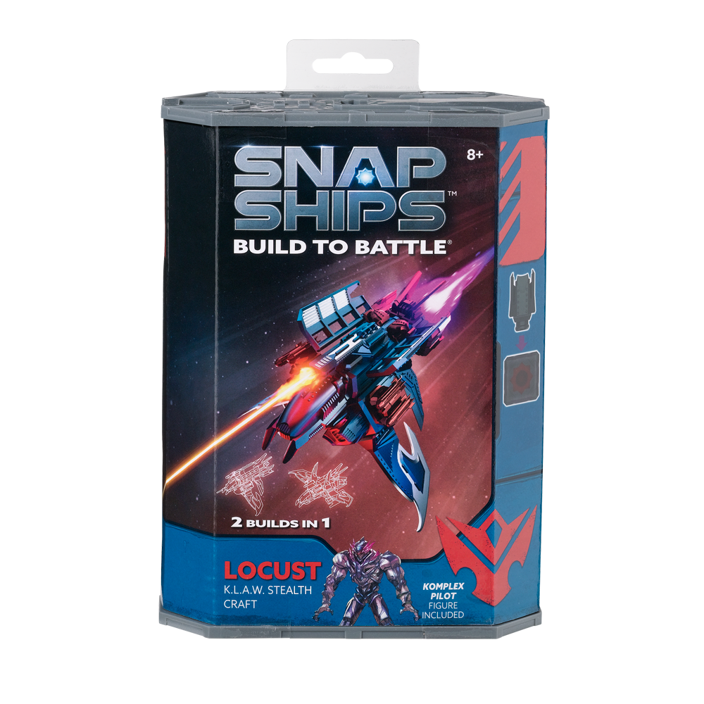 Snap Ships Locust Klaw Stealth