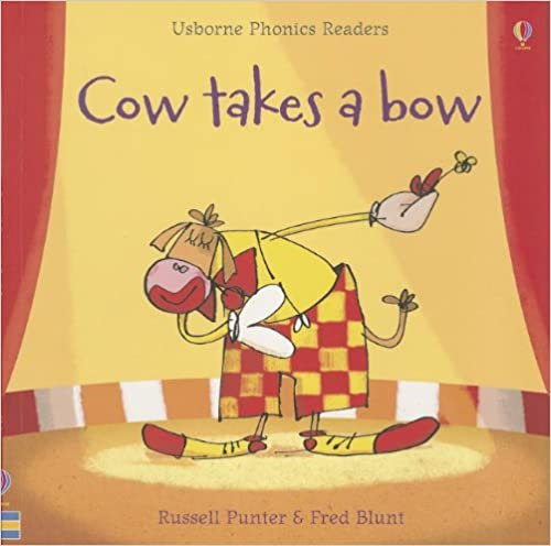 Cow Takes A Bow