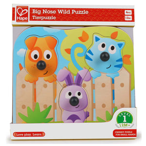 Big Nose Pet Puzzle