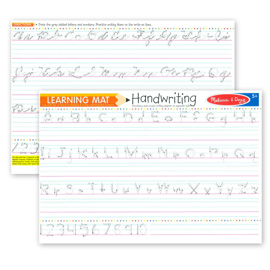 Write a Mat Handwriting