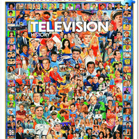 Television History 1000pc Puzzle
