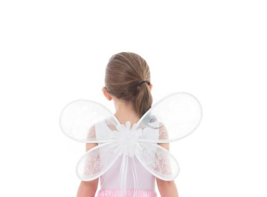 Deluxe Fairy Wings White