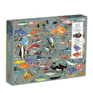 Deepest Dive 1000pc Puzzle