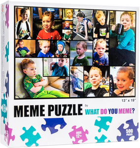 What Do You Meme 500 Piece Gavin Puzzle