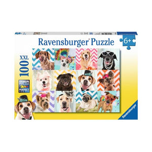 Doggy Disguise Puzzle 100 Piece
