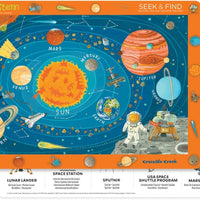 Solar System Seek & Find Placemat