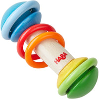 Wooden Rainmaker Rattle Stick
