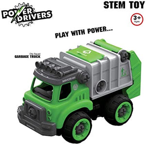 Powerdriver Recycle Truck