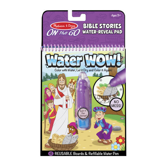 Bible Stories Water WOW