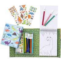 Coloring Travel Sets- Neon, Ballet, or Dino to choose from!