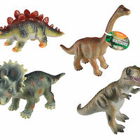 Squeezable Dinosaurs