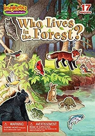 Who Lives in the Forest?