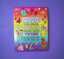 Load image into Gallery viewer, 2000+ Amazing, Terrific Sticker Book