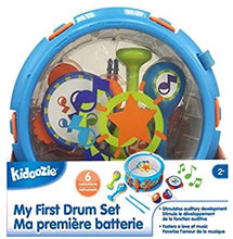 Load image into Gallery viewer, Drum Set for a 2 Year Old!