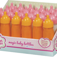 Magic Baby Bottles - Milk or Orange Juice